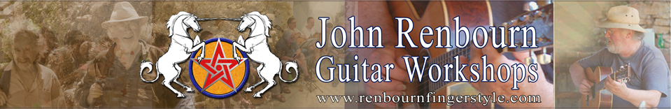 Renbourn Guitar Workshops